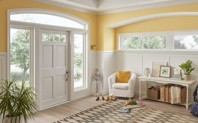 Top Reasons to Invest in A New Entry Door